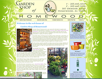 Garden Shop of Homewood