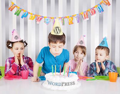 Happy Birthday WordPress!